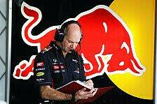 Formel 1 - Noch nichts entschieden: Red Bull hat passives DRS weiter im Fokus