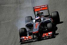 Formel 1 - Erst in einem Temperaturfenster getestet: McLaren: Noch zu fr�h f�r Reifen-R�ckschl�sse