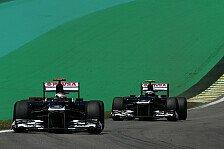 Formel 1 - Das Optimum herausgeholt: Gillan: Freitags-Eins�tze wichtig f�r Bottas
