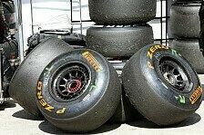 Formel 1 - 2013 noch aggressiver: Pirelli zollt Teams Respekt