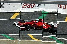 Formel 1 - Saisonrückblick 2012: Ferrari