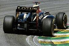 Formel 1 - Grosjean mit starken Longruns : Stotterstart von R�ikk�nen