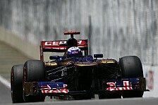 Formel 1 - Regen f�r Sonntag erwartet: Ricciardo: Setup-Entscheidung in der Nacht