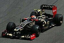 Formel 1 - Wollte ersten Sieg um jeden Preis: Grosjean: Hoffentlich habe ich gelernt