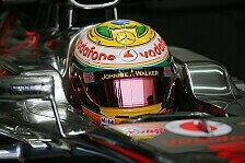 Formel 1 - Bilderserie: Zum Abschied: Hamiltons beste Rennen