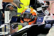Formel 1 - Viel Druck f�r Senna beim Heimrennen