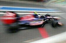 Formel 1 - Neue Probleme l�sen: Key: STR in einigen Bereichen unterlegen