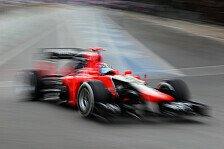 Formel 1 - Die Herausforderungen der Industrie: Marussia und Glock best�tigen Trennung