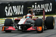 Formel 1 - HRT-Konkursmasse: Pirelli verkauft F1-Boliden auf eBay
