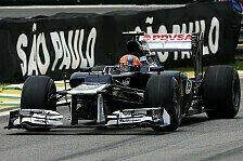 Formel 1 - Nicht b�se auf Williams: Senna ahnte die Verpflichtung von Bottas