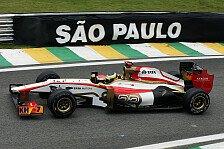 Formel 1 - Eine historische Chance vergeben: De la Rosa trauert HRT hinterher