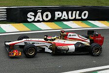Formel 1 - De la Rosa trauert HRT hinterher