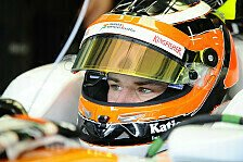 Formel 1 - Das f�nftbeste Auto im Feld: Force India: H�lkenbergs Wechsel ist ein Fehler