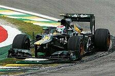 Formel 1 - Ein gro�artiges Gef�hl: Petrov: Ein unglaubliches Rennen