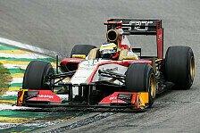 Formel 1 - Abschied aus der K�nigsklasse: Saisonr�ckblick 2012: HRT