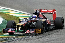 Formel 1 - Des Abends in Jerez: Toro Rosso zeigt STR8 am 4. Februar