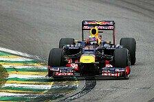 Formel 1 - Ferrari wiederholt Austin-Taktik nicht: Webber: Keine Hilfe f�r Vettel