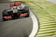 Formel 1 - Emotionaler Show-Run auf Malta: Video - Hamiltons letzter Auftritt f�r McLaren