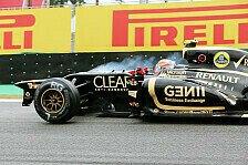 Formel 1 - Kontakt unvermeidbar: Grosjean gibt de la Rosa Schuld an Ber�hrung