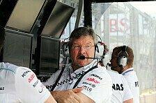 Formel 1 - 2014 kommen die St�rken zum Tragen: Brawn: Optimismus f�r 2013 ist gerechtfertigt
