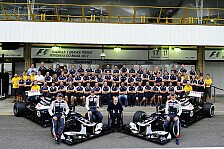 Formel 1 - Keine Mitglieder der Williams-Familie in Australien: Williams: Coughlan vor�bergehend Teamchef