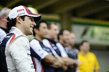 Formel 1 - Nur die Sonne darf nicht scheinen: Bruno Senna