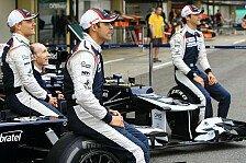 Formel 1 - Kontinuit�t ist wichtig: Senna: Idealerweise weiter bei Williams