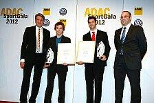 ADAC Formel Masters - Ehrungen in M�nchen: Video - ADAC Sport Gala 2012