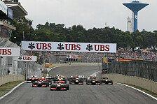 Formel 1 - Aufregender Klassiker mit Flair: Brasilien GP: Die Streckenvorschau