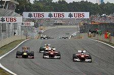 Formel 1 - Wer ist die Nummer 1?: Video - Die 15 besten �berholman�ver 2012