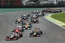 Formel 1 - Live am Freitag: Sport 1 erwirbt F1-Rechte