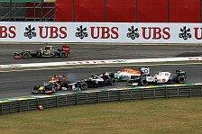 Formel 1 - Facebook-�rger nach Vettel-Senna-Crash