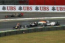 Formel 1 - Einfach die T�r zugemacht: Senna und Vettel sahen Unfall unterschiedlich