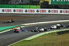 Formel 1 - Haarig und nervenaufreibend: Wurz: Dritter Titel untermauert Vettels Talent