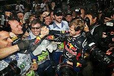 Formel 1 - Keine Ruhe f�r den Champion: Vettel: Showrun in Grazer Innenstadt