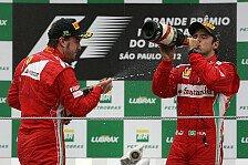 Formel 1 - Bilderserie: Saisonr�ckblick 2012: Ferrari
