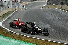 Formel 1 - Bilderserie: Saisonr�ckblick 2012: Caterham