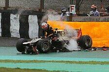 Formel 1 - Senna w�re eine Saison lang gesperrt worden: Hill: Keine Sorgen um Fahrerqualit�t