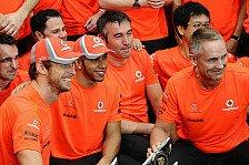 Formel 1 - Bilder: Die besten Bilder 2012: McLaren