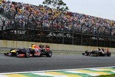 Formel 1 - Experten glauben nicht an Einspruch: M�glicher Ferrari-Protest spaltet Meinungen