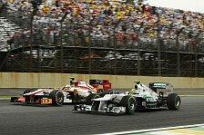 Formel 1 - Keine dunklen Wolken am Horizont: Brawn glaubt nicht an bevorstehende F1-Krise