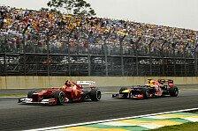 Formel 1 - Bilder: Die besten Bilder 2012: Ferrari