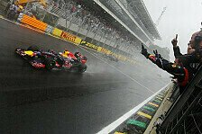 Formel 1 - Chaos auf brasilianisch: Interlagos: Vettels Drama in 5 Akten