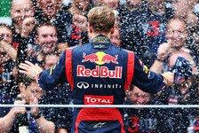 Formel 1 - Bilderserie: Saisonr�ckblick 2012: Red Bull