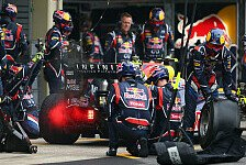 Formel 1 - Bilderserie: Brasilien GP - Statistiken
