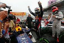 Formel 1 - Die Erfolgsgeschichte geht weiter: Inside Grand Prix nach dem Brasilien GP