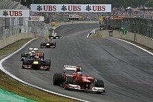 Formel 1 - F�r vier Runden Weltmeister: Blog - Auf und Ab im WM-Finale