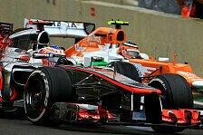 Formel 1 - Kein neuerliches Qualifying-Desaster: Neue Pirelli-Reifen machen Button Mut