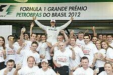Formel 1 - Bilder: Bilder des Jahres 2012: Jubel