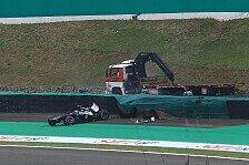 Formel 1 - Bilder: Bilder des Jahres 2012: Unf�lle